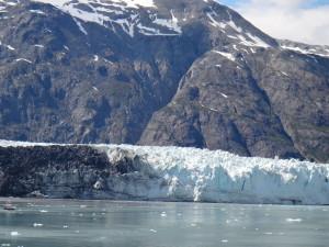 Receding Glacier - Alaska 2014
